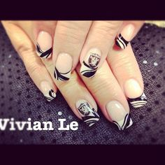 raiders nail art | Raider fans - Nail Art Gallery