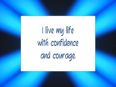 Daily Affirmation for June 5, 2013