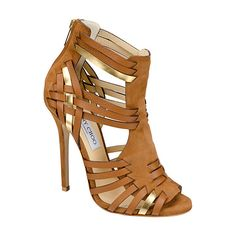 OOOK - Jimmy Choo - Shoes 2012 Pre-Fall - LOOK 42 ❤ liked on Polyvore