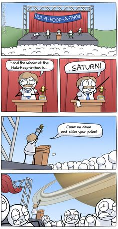 I love Saturn!