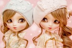 I ♥ Pullip! — liviavi:   Callie and Cassie ♥