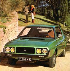 Renault 17 TS - L'Automobile mars 1976.