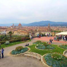 Firenze - Piazzale Michelangelo