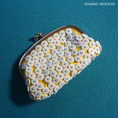 ButtonArtMuseum.com - BOTTON POUCH   by yumiko higuchi