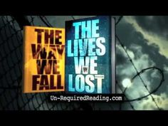 The Lives We Lost (The Fallen World Trilogy) by Crewe book trailer