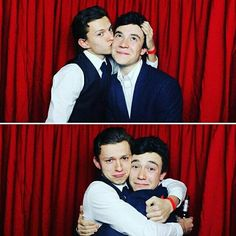 Tom Holland (personal photos + pictures with fans)