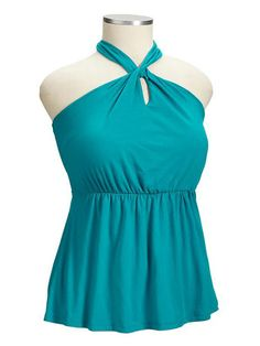 If this @Old Navy halter top isn't a #steal, then we don't know what is! #budgetbuy