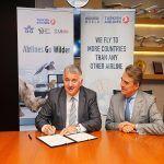 Türk Havayolları United for Wildlife Buckingham Sarayı Deklarasyonunu İmzaladı