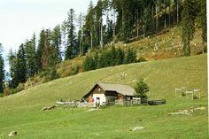 Switzerland Grisons Maienfeld