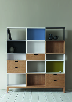 Vigo shelving from Pinch