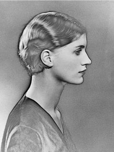 Man Ray's 'Solarized Portrait of Lee Miller' (c1929),Man Ray Portraits, National Portrait Gallery,