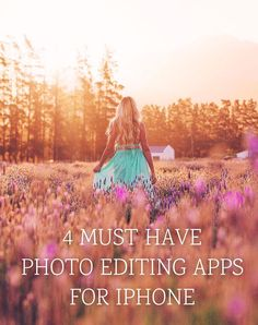 4 Essential iPhone Photo Editing Apps For Travel Photographers