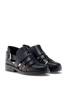 Bershka Turkey -BSK open shoes