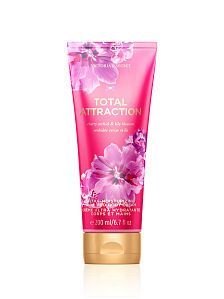 Total Attraction Ultra-moisturizing Hand and Body Cream