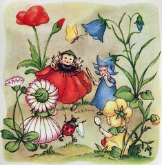 Risultati immagini per maria pia franzoni illustratrice Fairy Paintings, Vintage Fairies, Baby Fairy, Beautiful Fairies, Flower Fairies, Fairy Art, Children's Book Illustration, Faeries, Cute Art