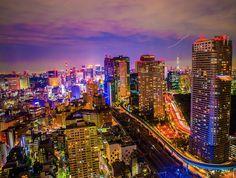 Tokio - Viajar a Japón