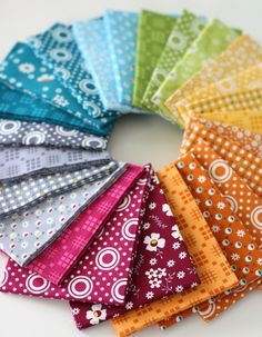 Pie Making Day Fabric Collection - Diary of a Quilter - a quilt blog...Need this collection!