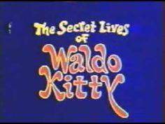 Waldo Kitty générique du dessin animé - YouTube