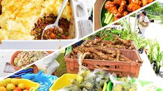 Mighty Grynner Vendors Market And Your Cooking Fresh Fruits And Vegetables, Fresh Herbs, Cassava Pone, Bajan Recipe, Fishcakes, Yummy Food, Delicious Recipes, Spring Garden, Sweet Bread