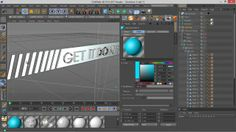 Tutorial No.2 : using shader effector and multi shader like professionals in cinema 4d on Vimeo
