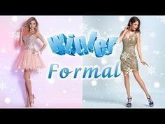 2018 Winter Formal Dresses and Holiday Party Dresses For Girls | Winter Formal Ideas for Juniors