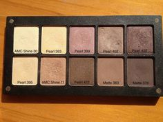Laura Loves Makeup: Inglot Eyeshadow Palettes
