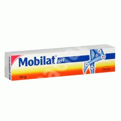 Mobilat gel, 50 g, Stada : Farmacia Tei 50th, Personal Care, Pharmacy, Sprain, Self Care, Personal Hygiene