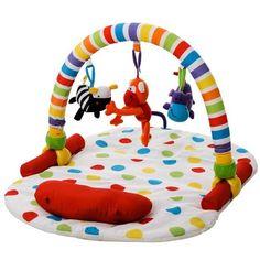 #bebe Red Kite – Alfombra de juegos, mini gimnasio, Zoo Baby