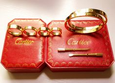 Cartier love bracelet and Cartier love ring,cheap price and good quality on: www.ourcartier.com