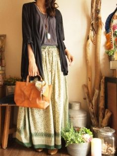 コーディネート集 VOL.9 エスニックボヘミアンファッション|エスニックなら通販サイトshams