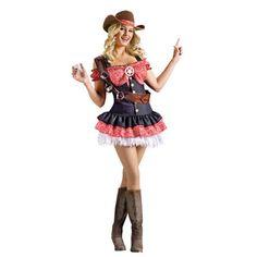 Dameskostuum Cowgirl Shotgun