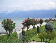 Vediamo chi indovina dove siamo sul lago di Garda.