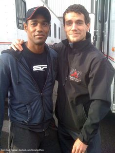 Henry-Cavill - Fan-Submitted Photos! - with-a-fan-on-the-s… | Flickr