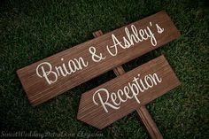Reception sign!