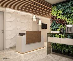 Lobby Design, Design Entrée, Dental Office Decor, Medical Office Design, Clinic Interior Design, Clinic Design, Corporate Office Design, Office Furniture Design, Home Office Design