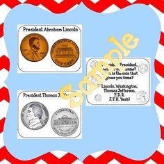 #Presidents' Day Coin Rap and Ostinato *Rhythms... by SING-PLAY-CREATIVELY   Teachers Pay Teachers