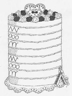 Schrijfpatronentaart papa (werkblad).jpg (1152×1536)