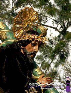 Procesion de Jesus Nazareno del Rescate y Virgen de Dolores