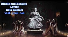Bindis and Bangles Lyrics Raja Kumari, Divine, In list bindi and bangles We lied it up like a candle (candle) Don't ask your mommy, Where is my sandal. Music Labels, Song Lyrics, Mtv, Wish, Candle, Singer, Album, Movie Posters, Music Lyrics