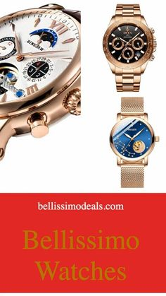 Find these Bellissimo Watches trending for 2021 with unique features #Skeleton #Watches #Automatic #Chronograph #Happy_New_year #2021 #Bellissimo #Luxury #Fashion #DIY #Trending_Fashion_2021 #Women