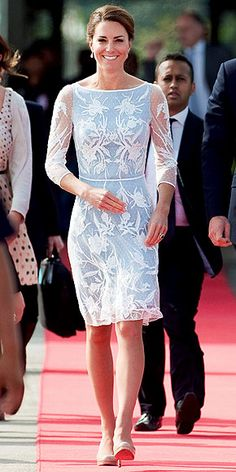 Kate Middleton style - only if you are slim
