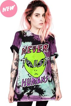 Discount code: PastelGothling (20% off your purchase!)  Pastel goth, Grunge, Space Grunge, Pink hair, Fashion