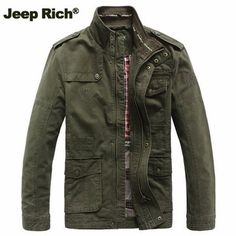 Jeep Rich Plus Size Military Epaulets Outdoor Stand Collar Casual Cotton Jacket for Men http://www.newchic.com/jacket-4972/p-1003525.html?currency=USD&createTmp=1&utm_source=google&utm_medium=shopping&utm_content=focus&utm_campaign=pla-mc-coats-jackets-us-pc&gclid=CIaG_P3gmdECFdOPswodsDsF4Q