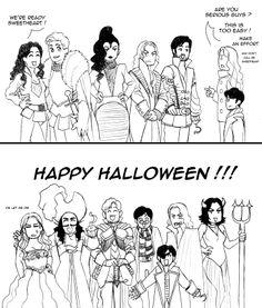 I laughed so hard! #lol #Onceuponatime #Halloween 2013 by floangel