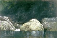 犬塚勉「暗く深き渓谷の入口」