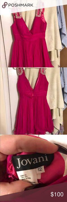 Jovani prom/formal dress Jovani prom/formal dress worn once size 12 Jovani Dresses Prom