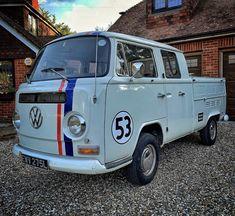 Pickup Camper, Vw Camper, Volkswagen Bus, Vw T1, Vw Doka, Love Car, Van Life, Buses, Hot Wheels