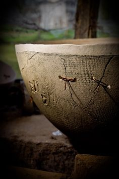 Keramiste: Maria Cocquyt. Wabi Sabi may be seen in pottery where the pieces…
