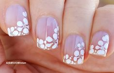 #Elegant #white side #frenchmanicure with #flower #design French Manicure Nails, French Manicure Designs, White Nail Designs, Nail Art Designs, Silver Nail Polish, Silver Nails, White Nails, Vacation Nails, French Nail Art