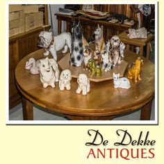 #DeDekkeAntiques is not just about large collectables. We also stock memories in the form of porcelain and glass, starting at prices from as low as R20.00. Visit us and see for yourself. #ornaments #collectables